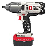 PORTER-CABLE PCC740LA 1/2' Cordless Impact Wrench