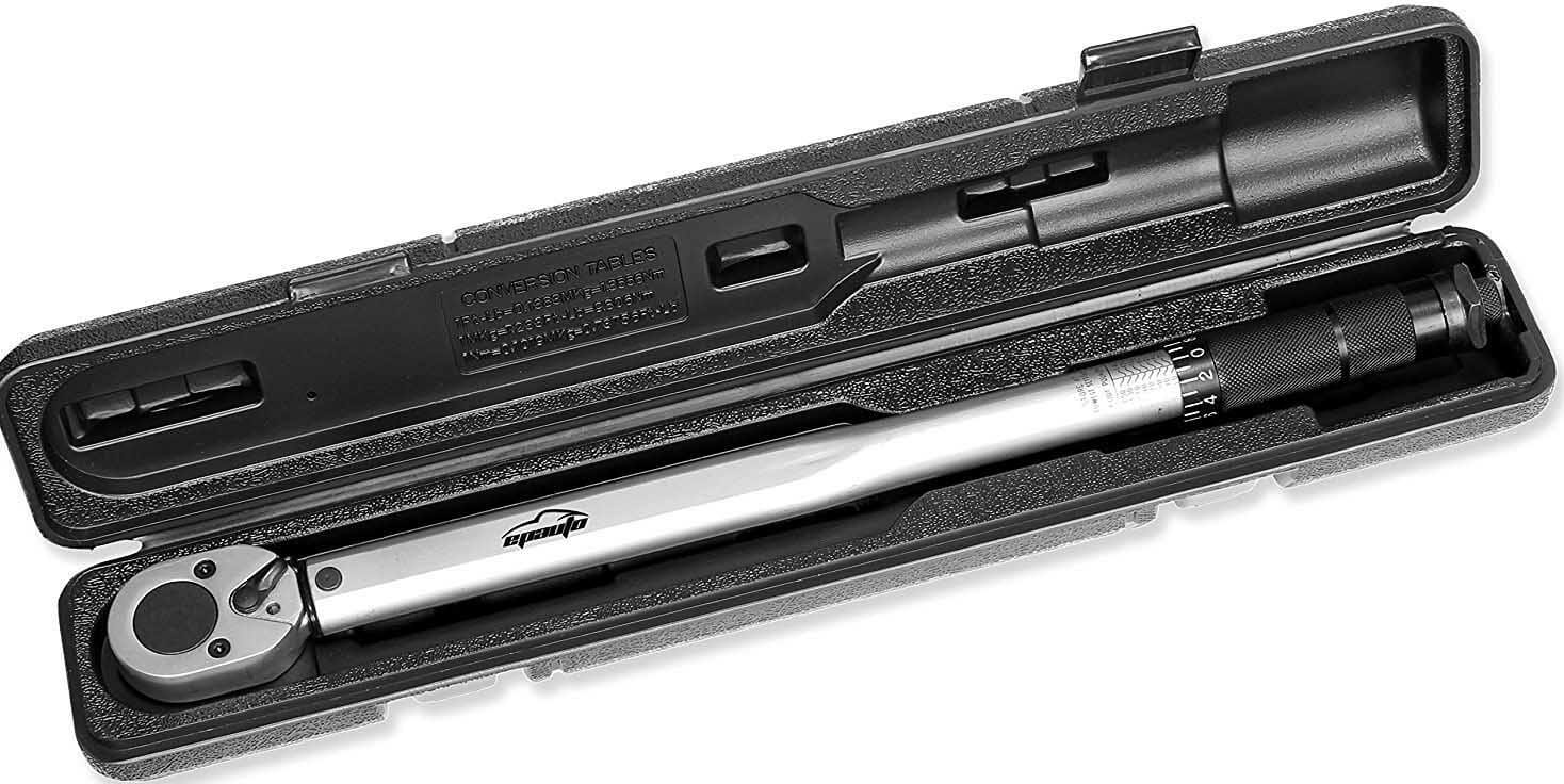 EPAuto 1 2inch Drive Click Torque Wrench reviews
