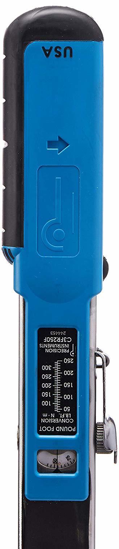 Precision Instruments PREC3FR250F Torque Wrench Review