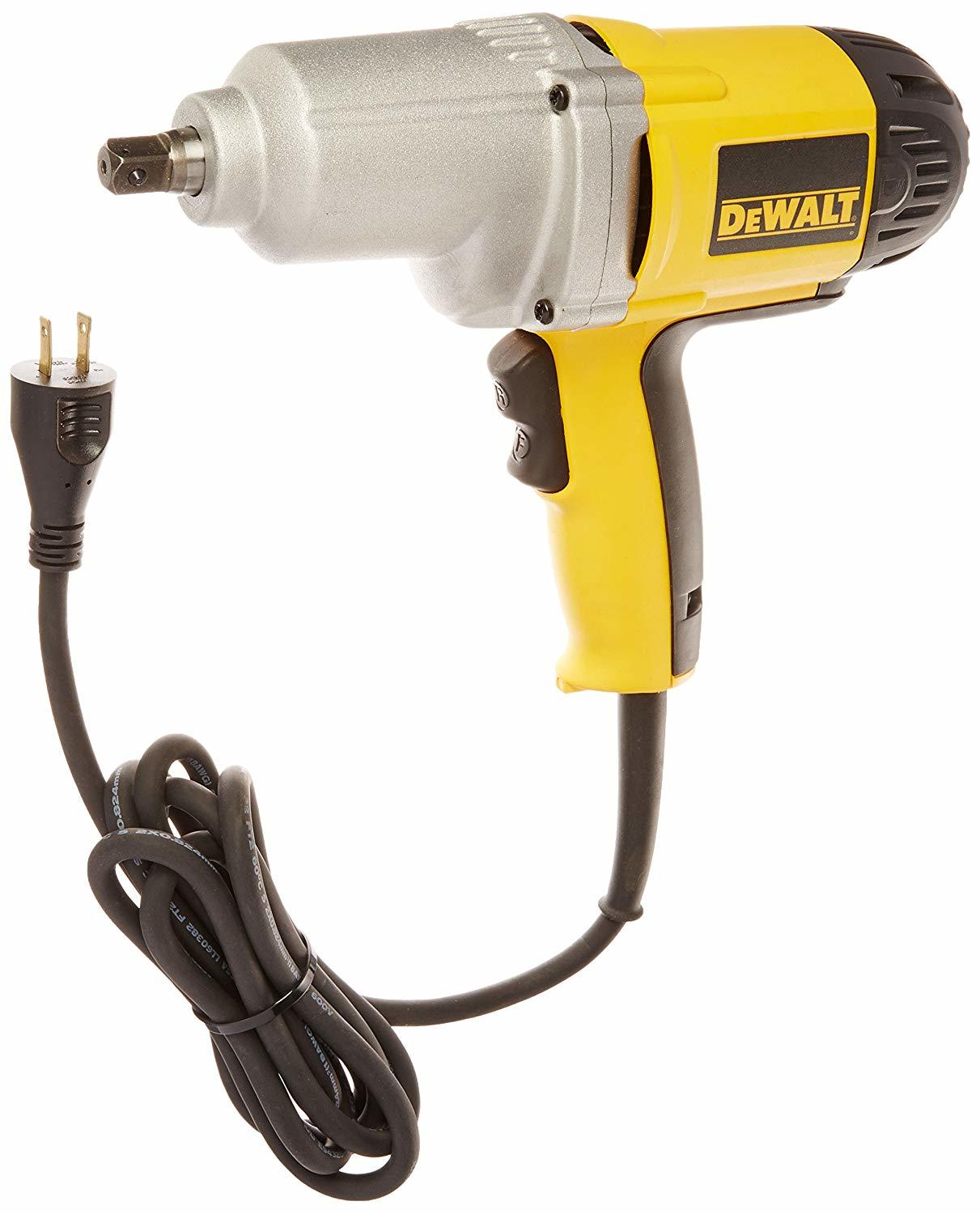 DEWALT Cordless Impact Wrench with Detent Pin Anvil