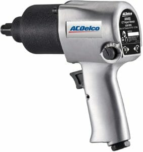 ACDelco ANI405 Heavy Duty Twin Hammer 1 2 Air Impact Wrench