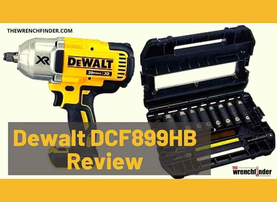 Dewalt DCF899HB Review