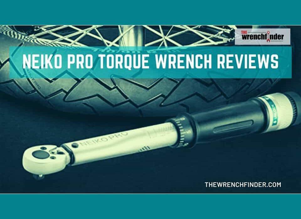 neiko pro torque wrench reviews