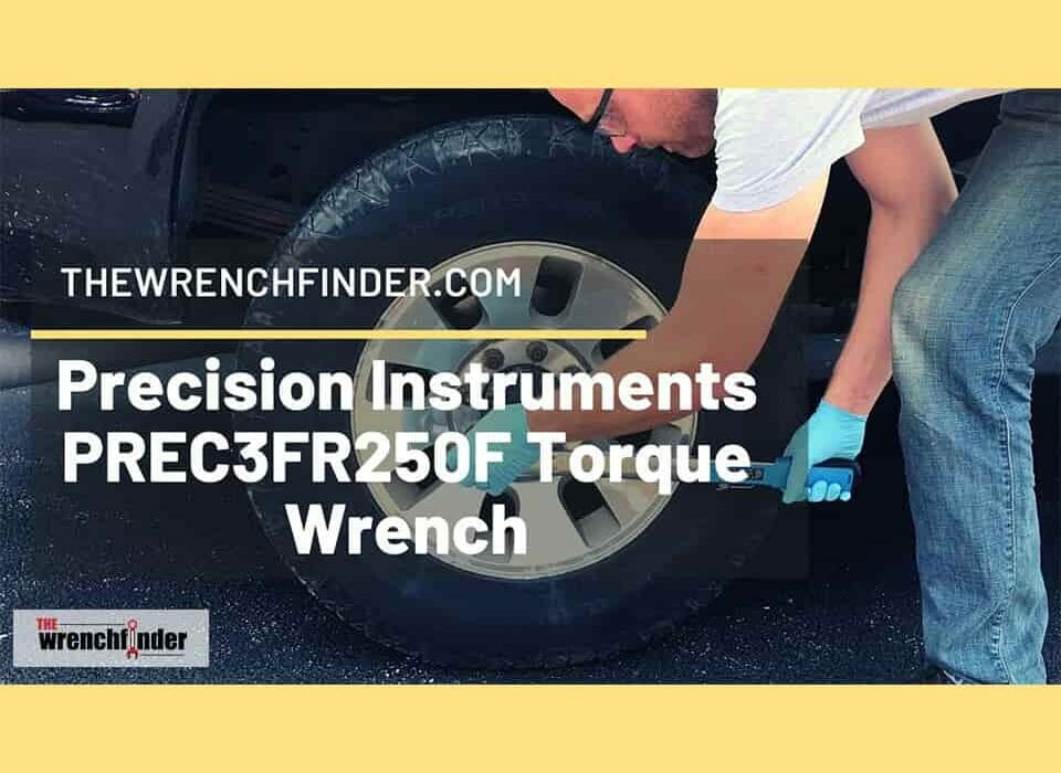 Precision Instruments Torque wrench