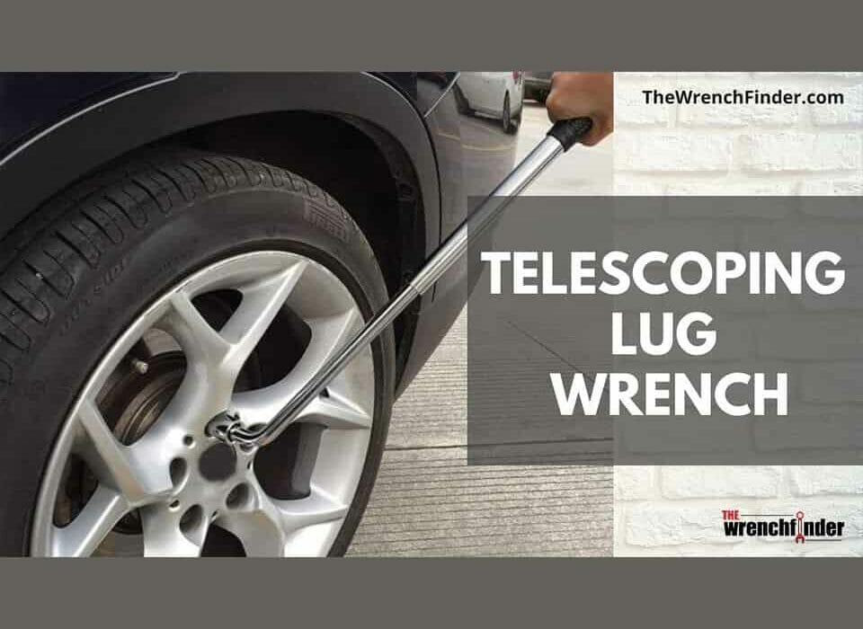 telescoping lug wrench