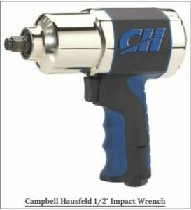 best cheap air impact wrench